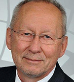 """Winfried """"Berry"""" Gerstaedt"""