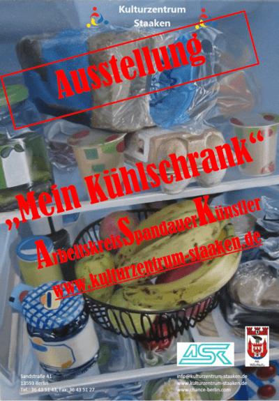 Ausstellung Mein Kühlschrank